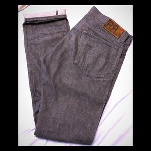 Selvedge Jeans made in USA by RRL (Ralph Lauren)